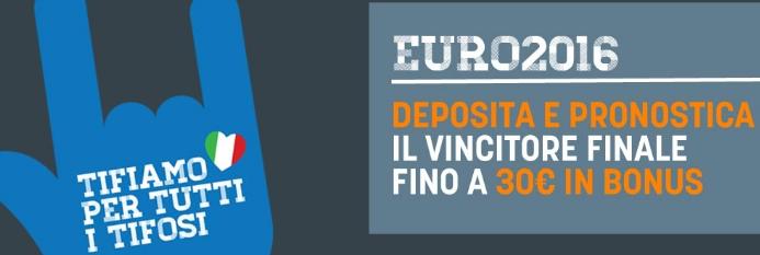 snai bonus euro 2016