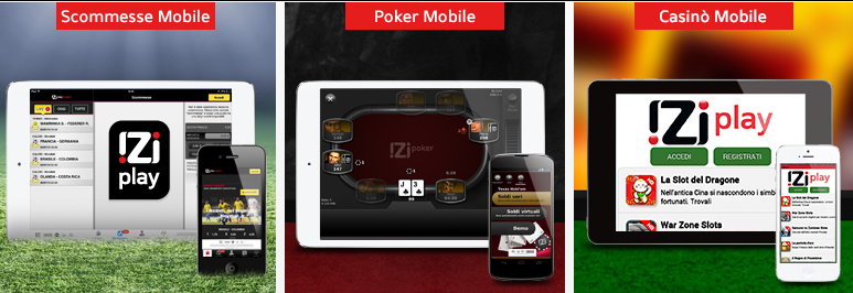 IziPlay App