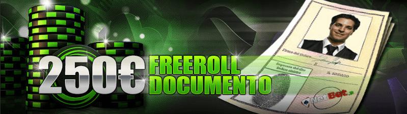 Invia il tuo documento