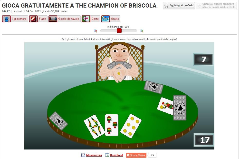 briscola y8