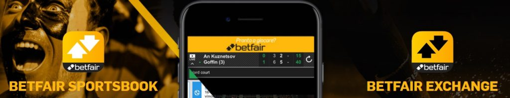 app mobile betfair