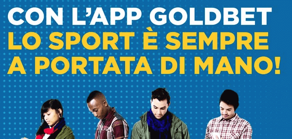 bonus goldbet app mobile