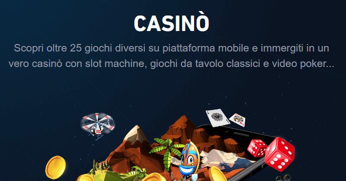 casino pinnacle