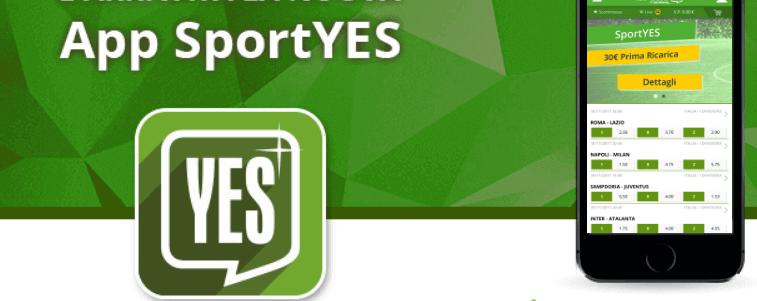 app sportyes mobile