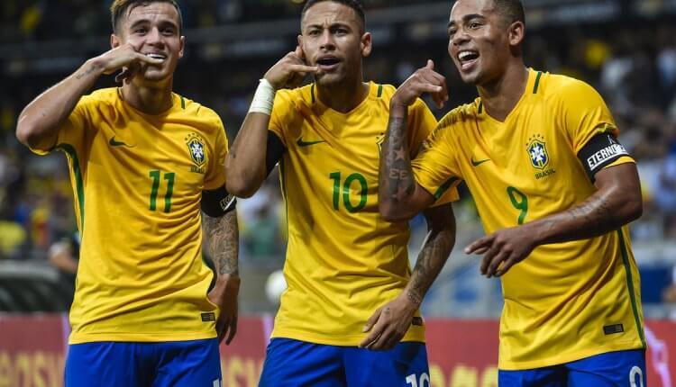 brasile possibile vincitore ai mondiali