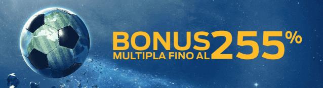 bonus multiple planetwin365