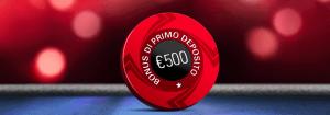 bonus pokerstars primo deposito