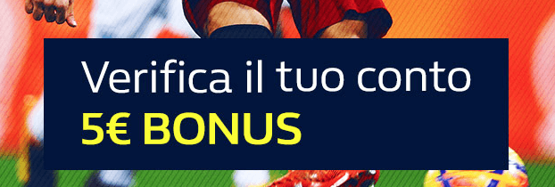 verifica conto william hill bonus