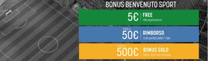 bonus snai