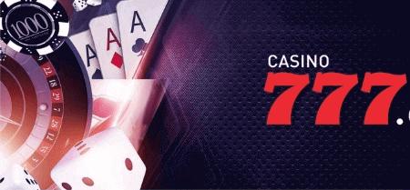 CODICE PROMO casino777