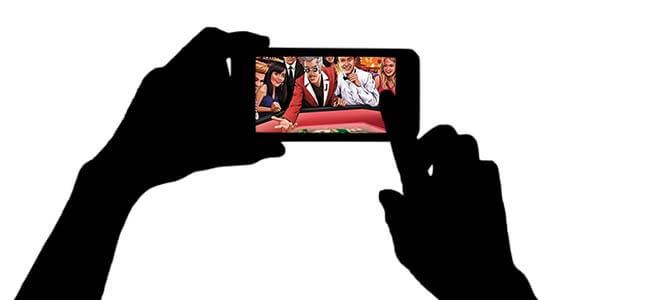 iscrizione jackpots da smartphone