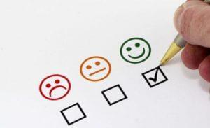 valutazione positiva