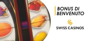 Registrazione swisscasinos: come ottenere il bonus di benvenuto