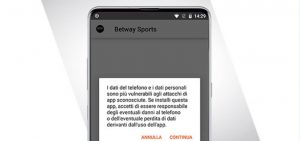 betway mobile app sport