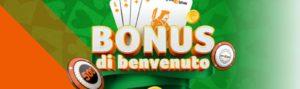 bonus gioco digitale poker