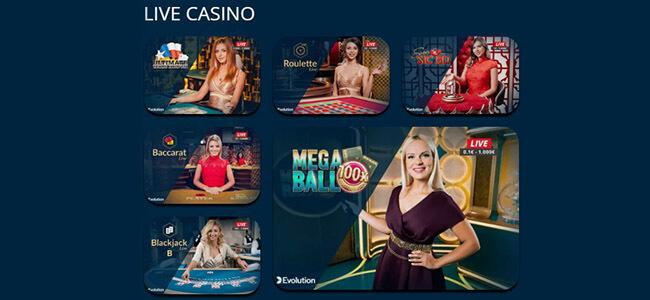 codice promozionale casino mania live casino
